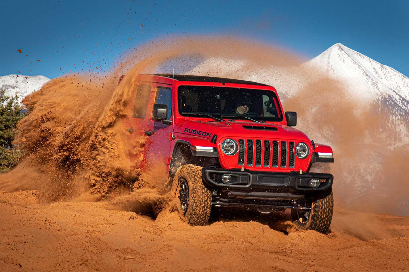 2021 Jeep Wrangler Rubicon 392 review