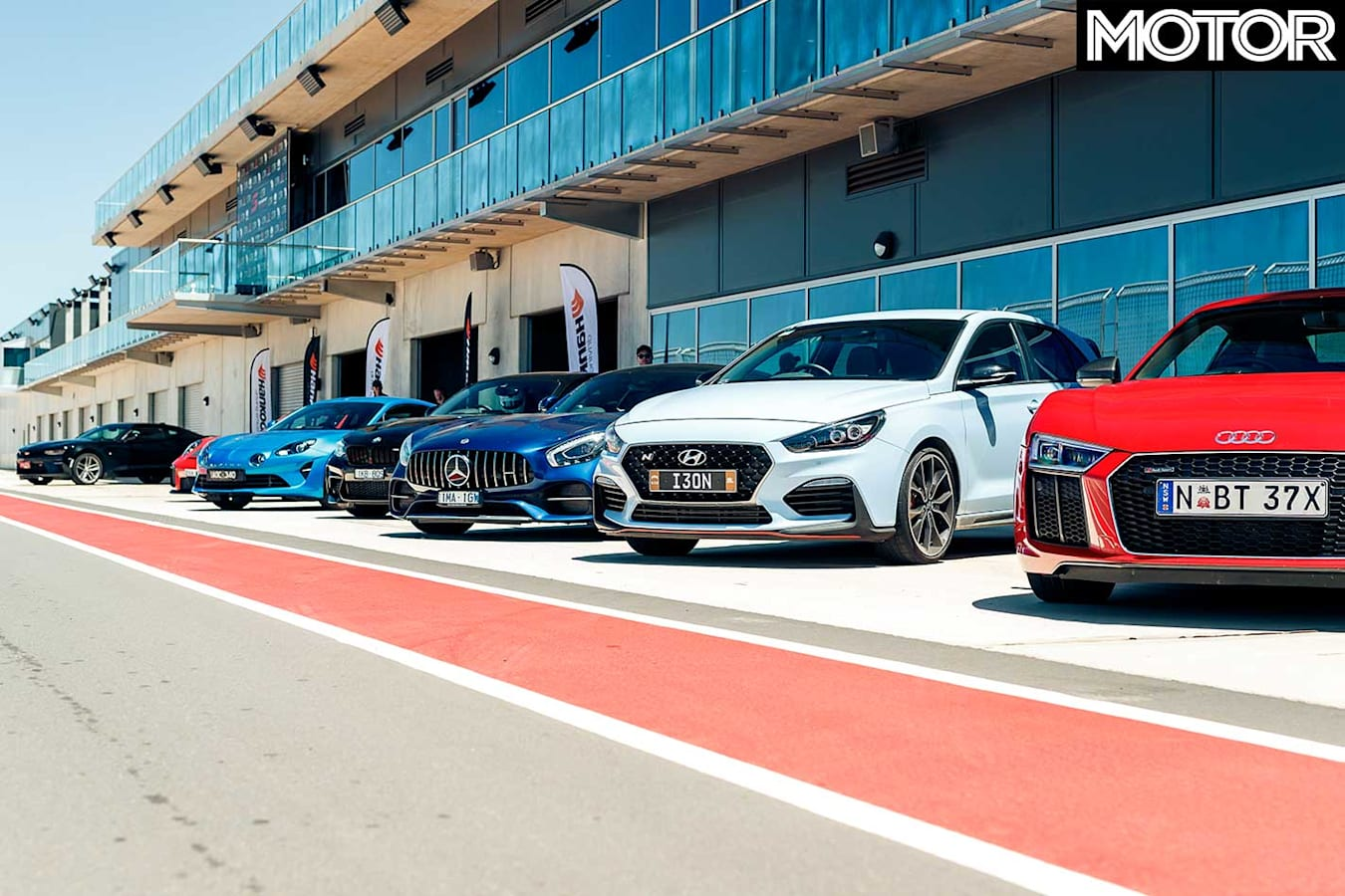 Performance Car Of The Year 2019 Welcome To PCOTY Pits Jpg