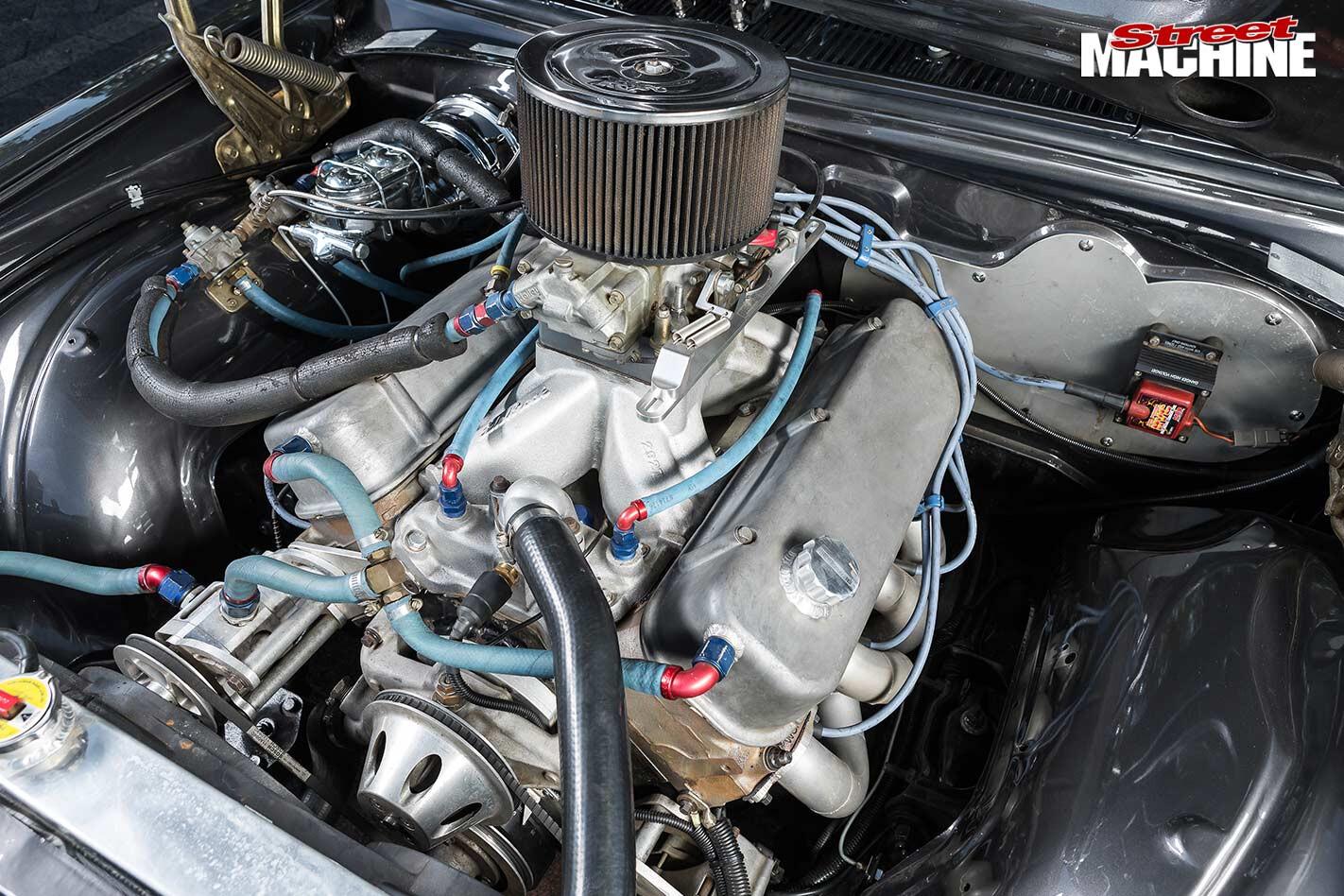 Holden One Tonner engine