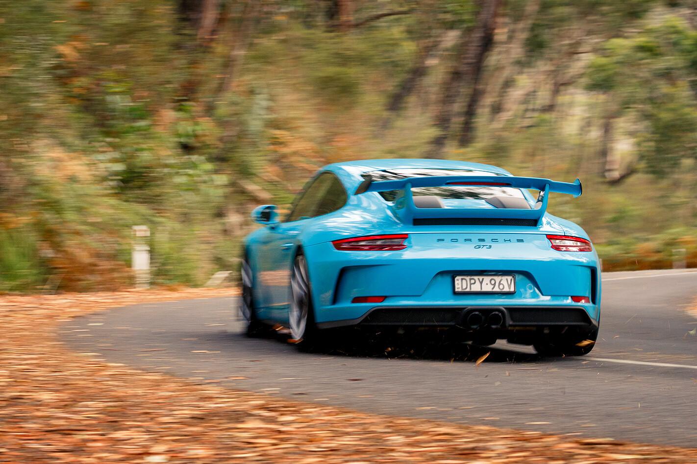 Porsche 911 Gt 3 Corner Jpg