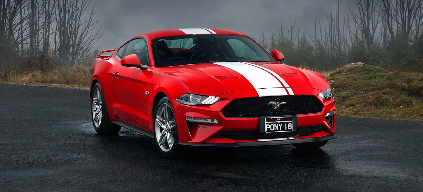 Rumours of four-door Ford Mustang could point to upcoming crossover