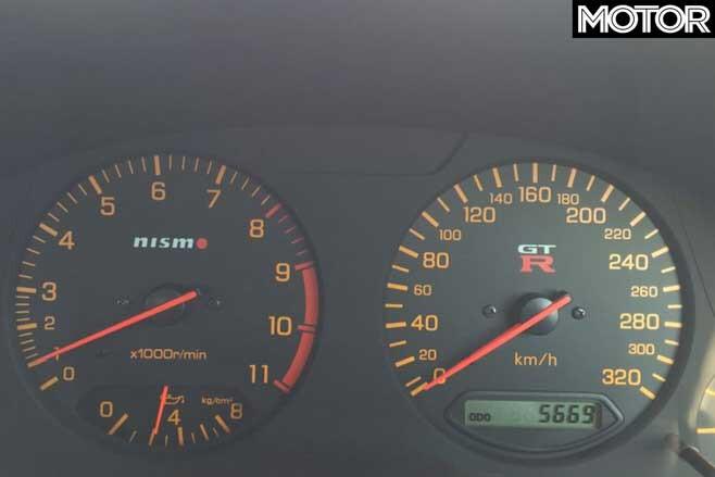 Nissan Skyline GT R V Spec II Mileage Jpg