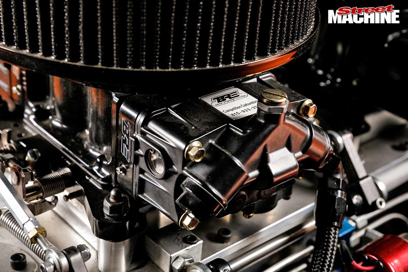 Ford Capri engine