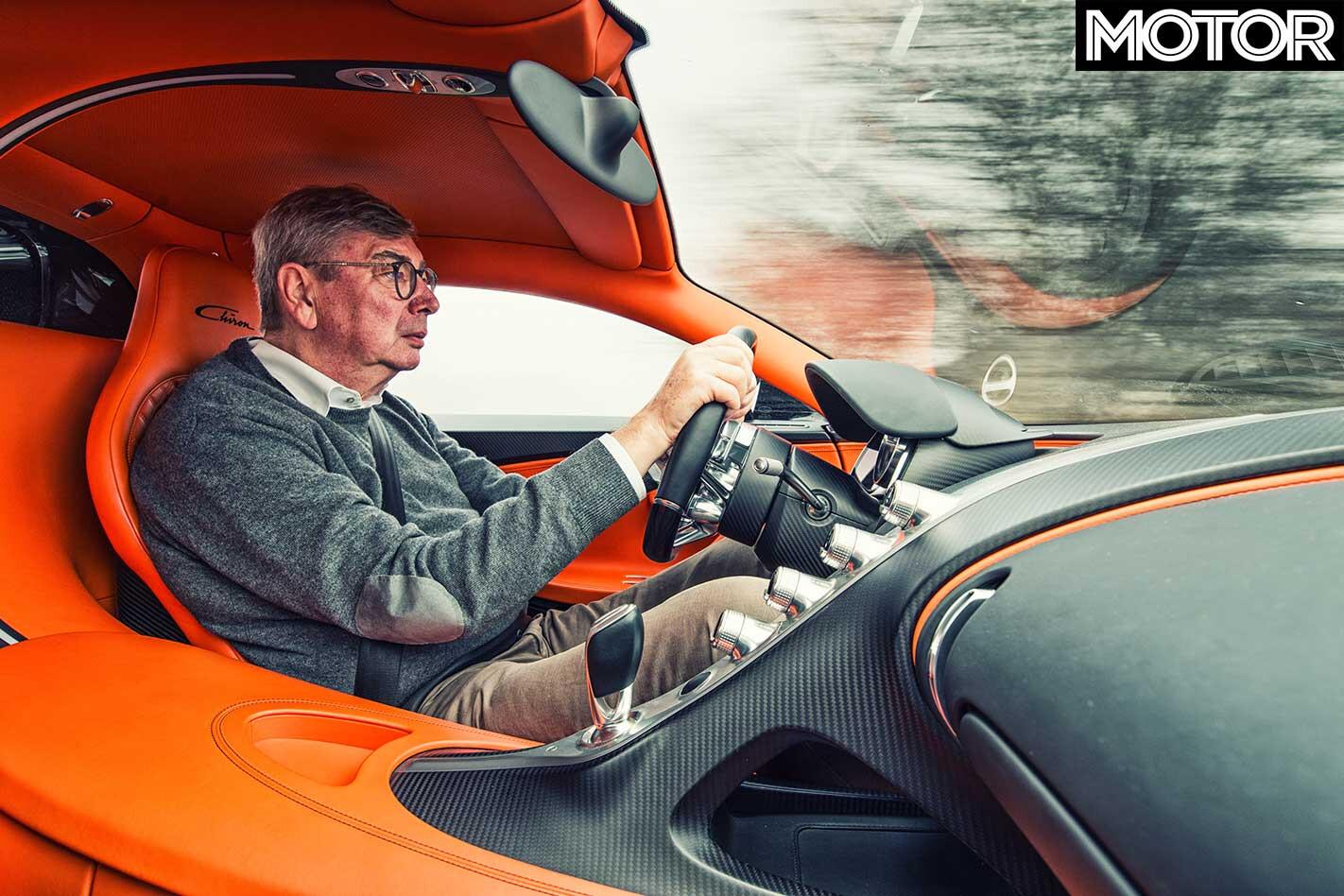 24 Hours 2019 Bugatti Chiron Kacher Drive Jpg