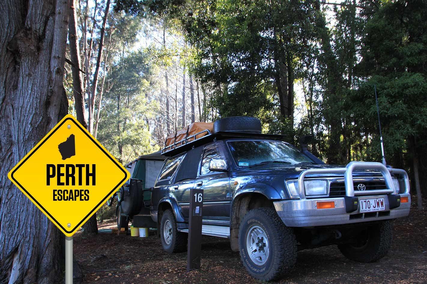 Perth Escapes Shannon National Park