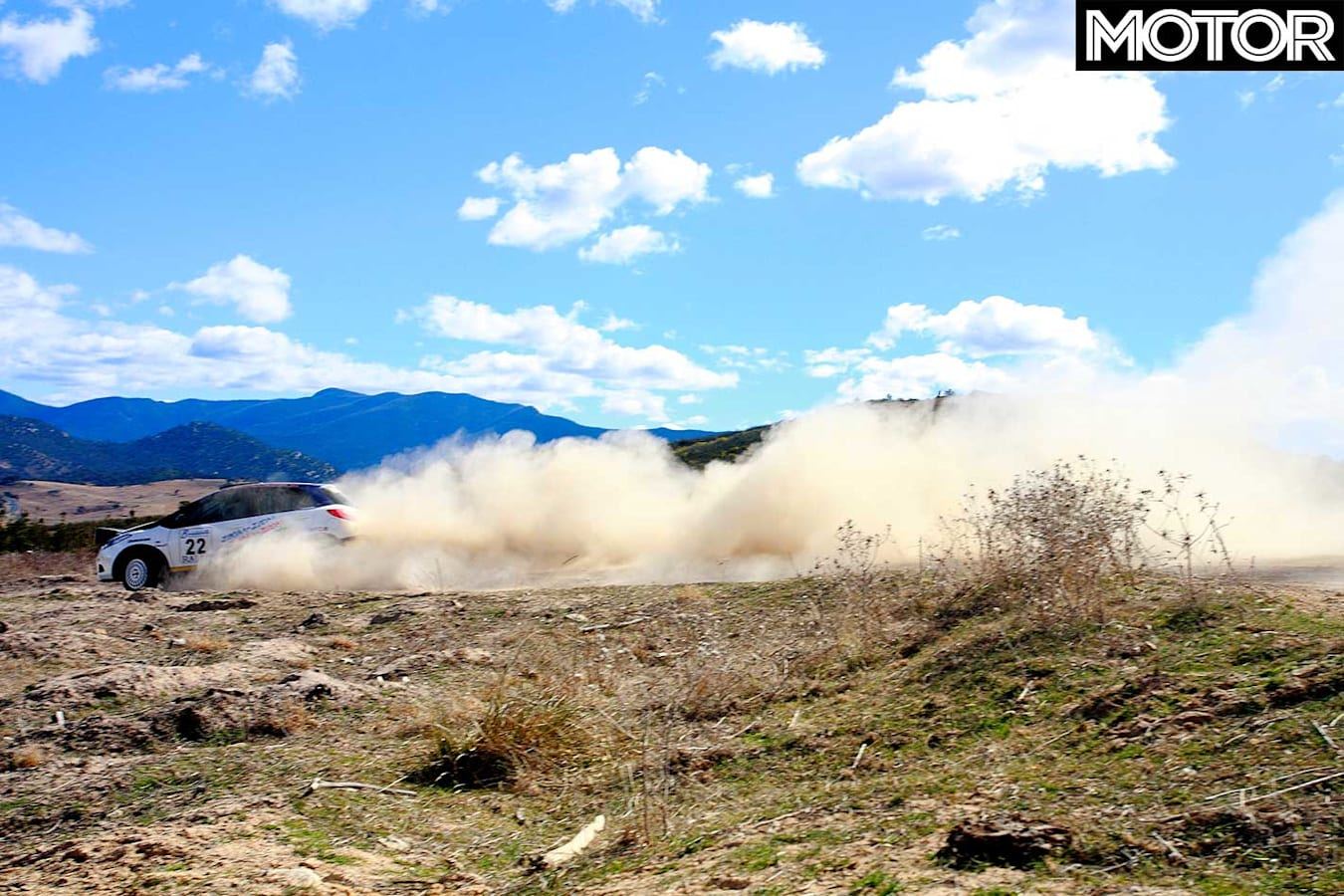 How To Drive A Rally Car Track Course Jpg
