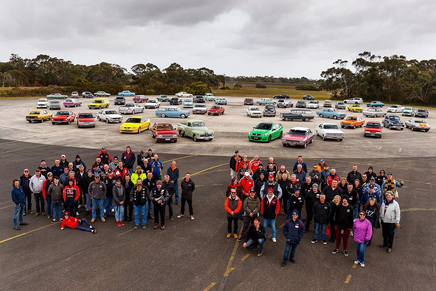 Holden fans