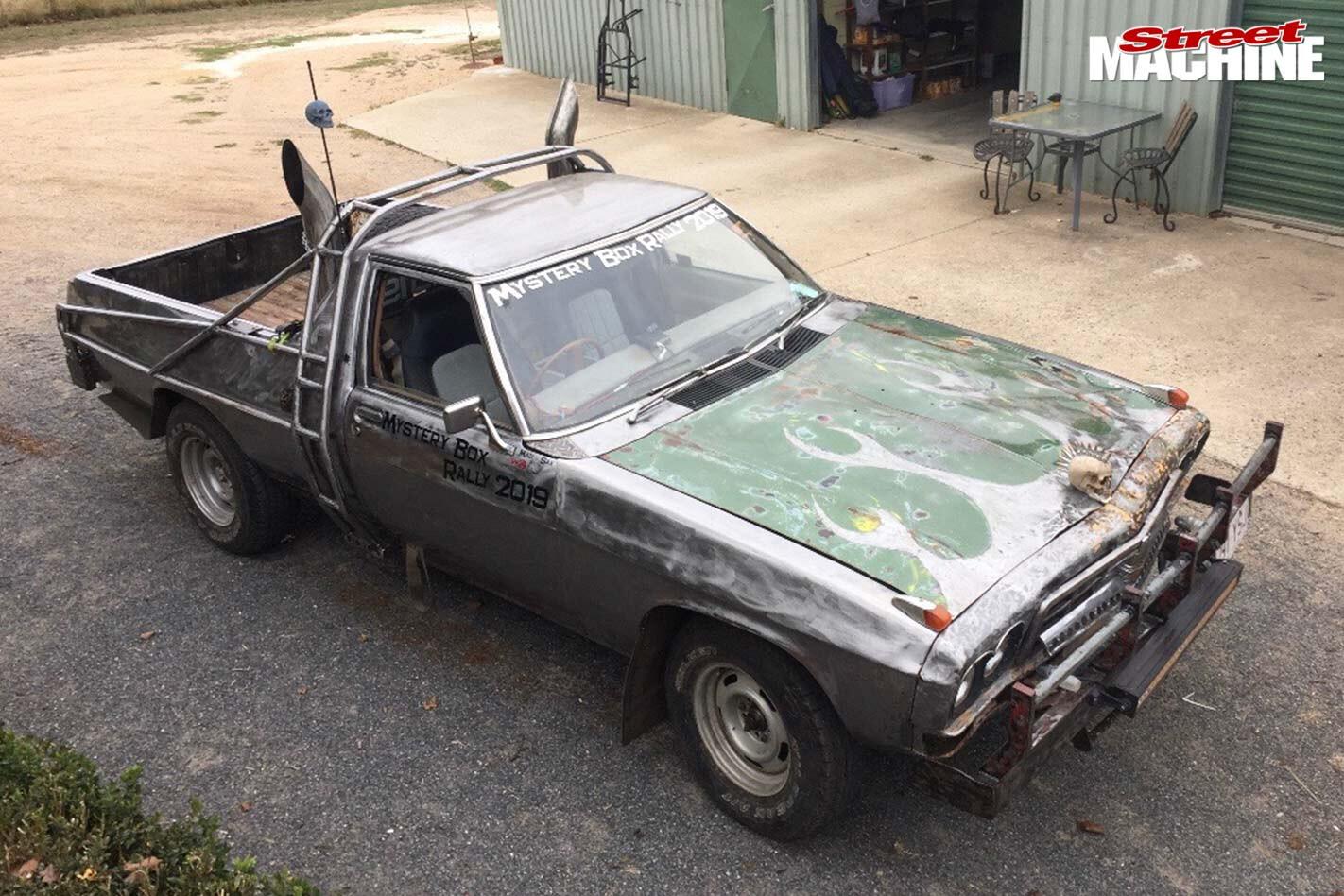 Holden HQ ute - Max-Q