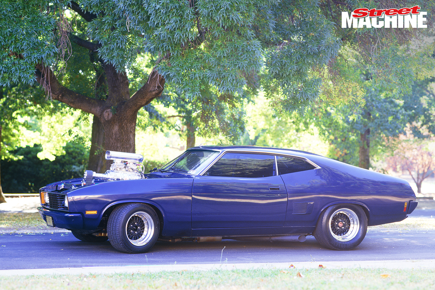 Ford XC Falcon Coupe 3
