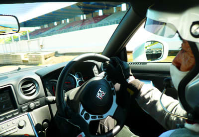 Godzilla to chase a faster lap at the Nurburgring