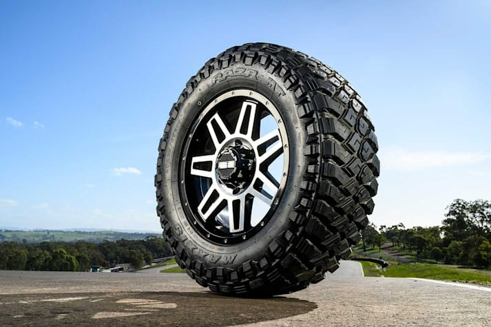 A guide to 4x4 tyres