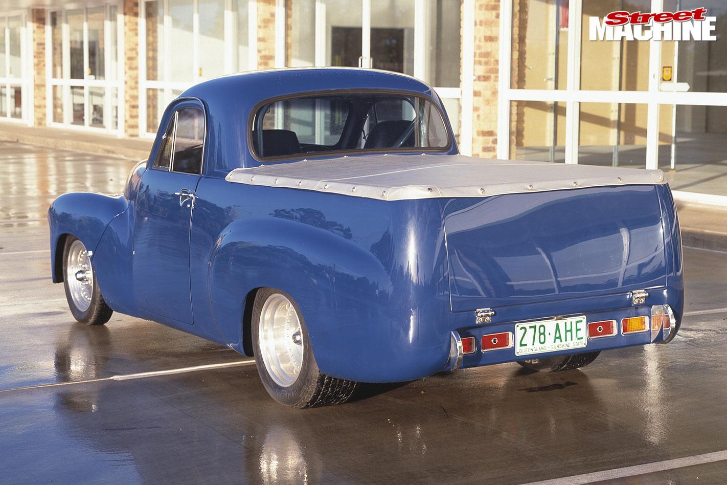 Holden FJ ute rear