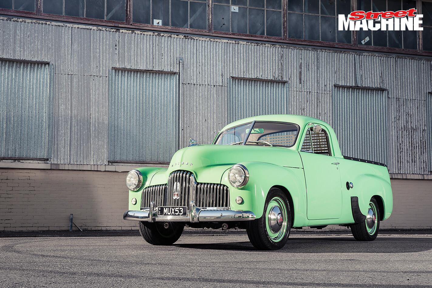 Holden FX Ute Restored 6 Nw