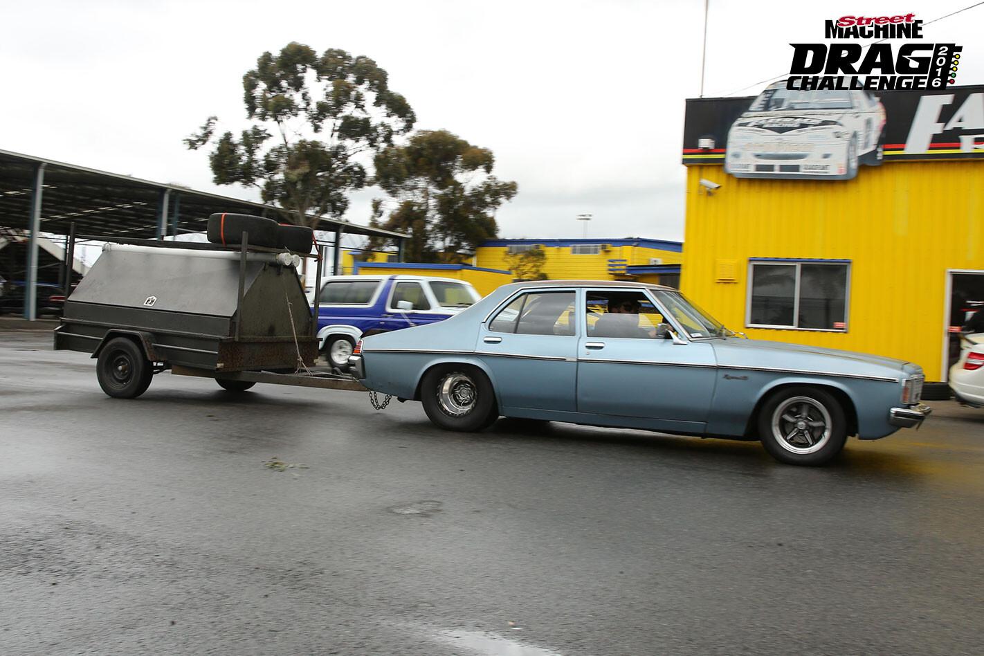 HZ Kingswood turbo LS
