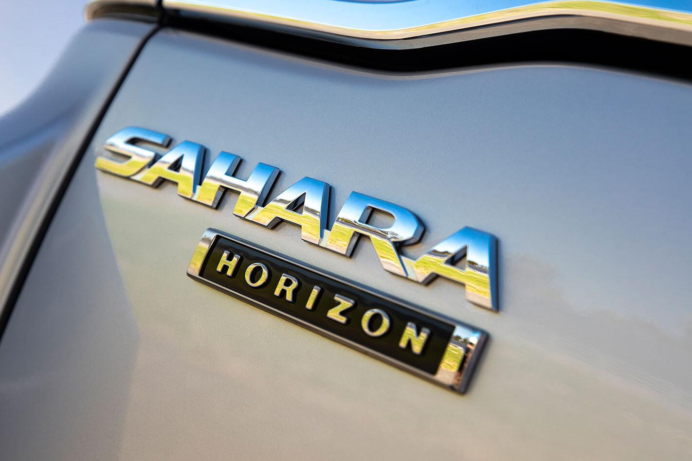 2021 Sahara Horizon