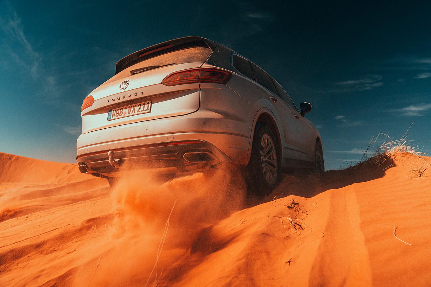 Volkswagen Touareg Rears Jpg