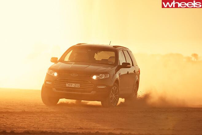 2011-Ford -Territory -sand -drift