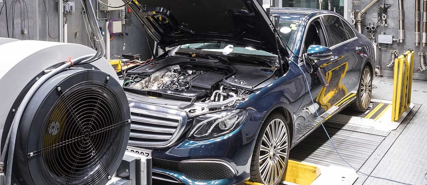 Geek Speak What is the WLTP emissions test