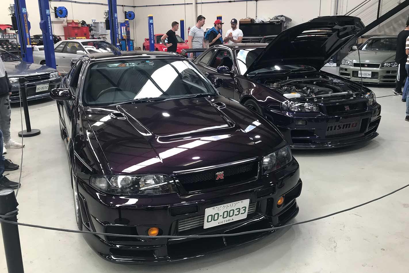 Worlds Best Nissan GT-R Collection