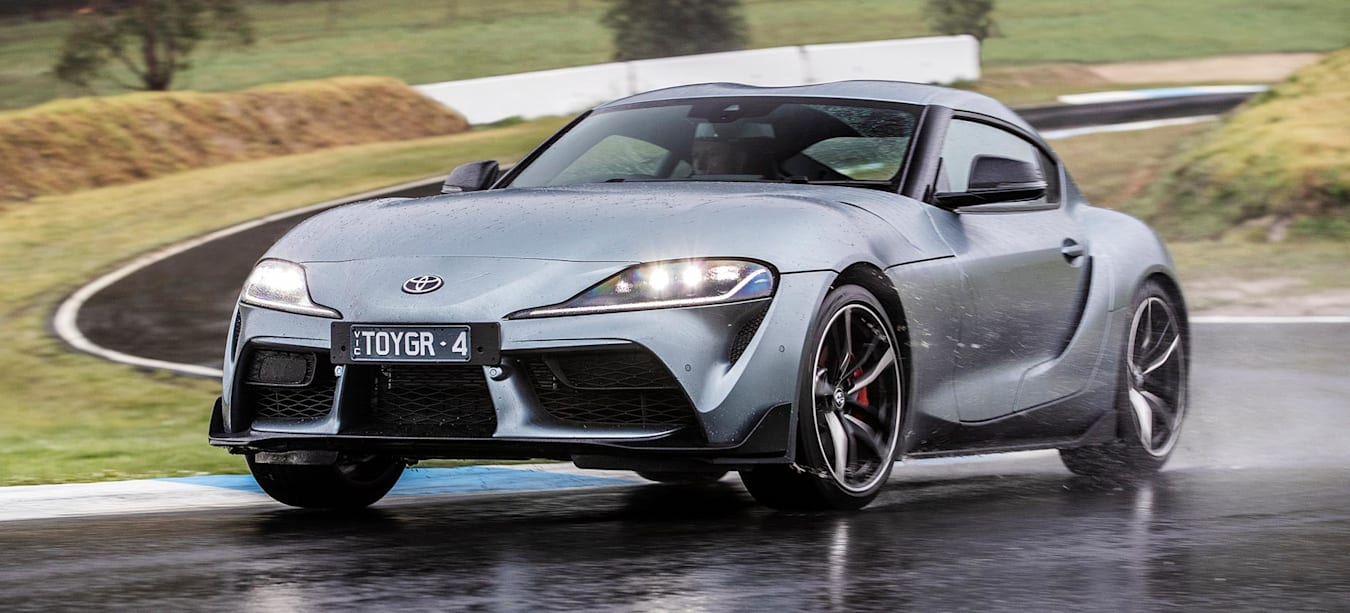 2019 Toyota GR Supra performance review feature