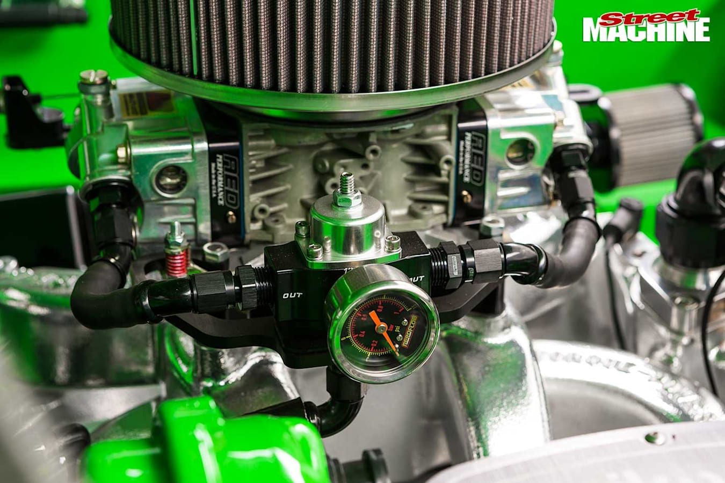 Holden LC Torana engine