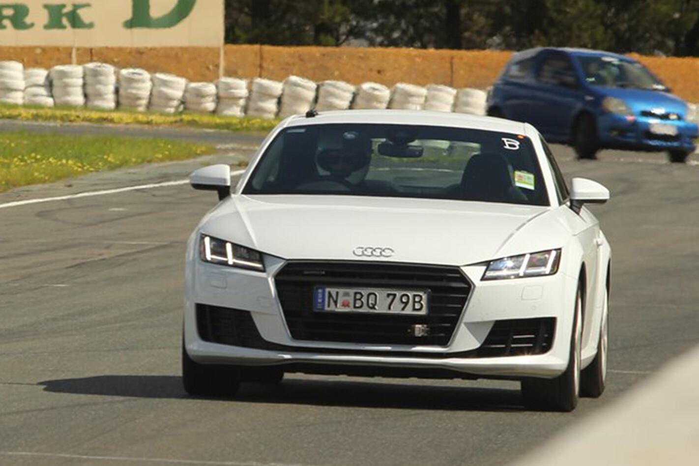 Audi Tt Third Gen Front Jpg