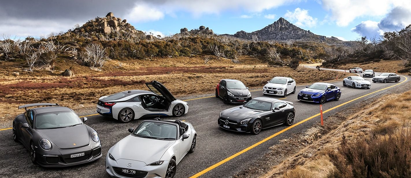 Performance Car of the Year 2015 poll