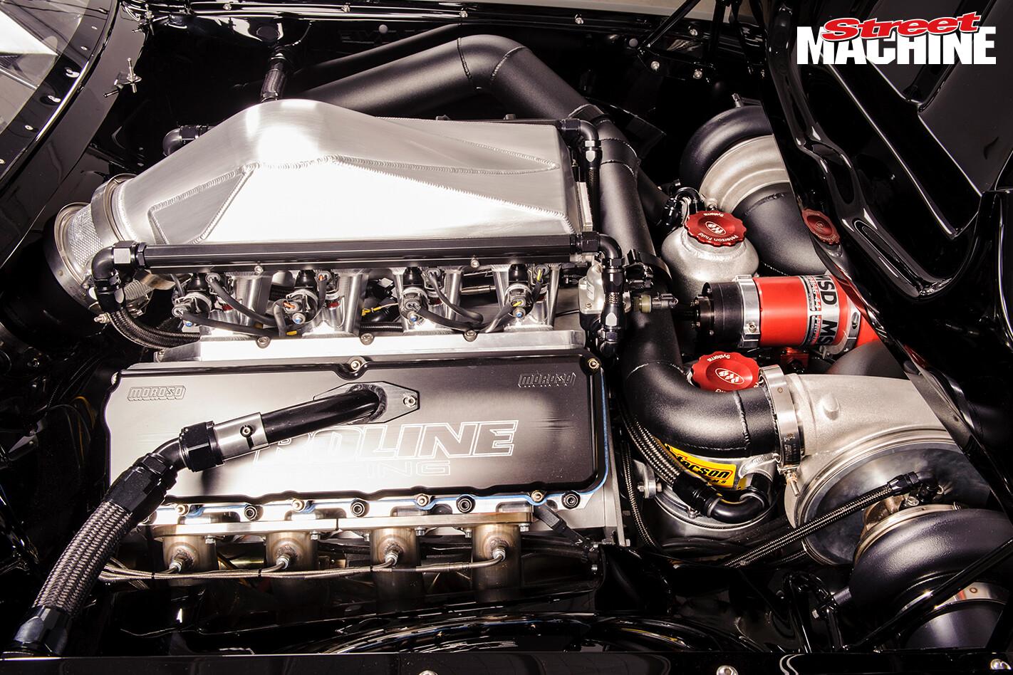 LX Torana Pro Street PSIPWR Engine 1