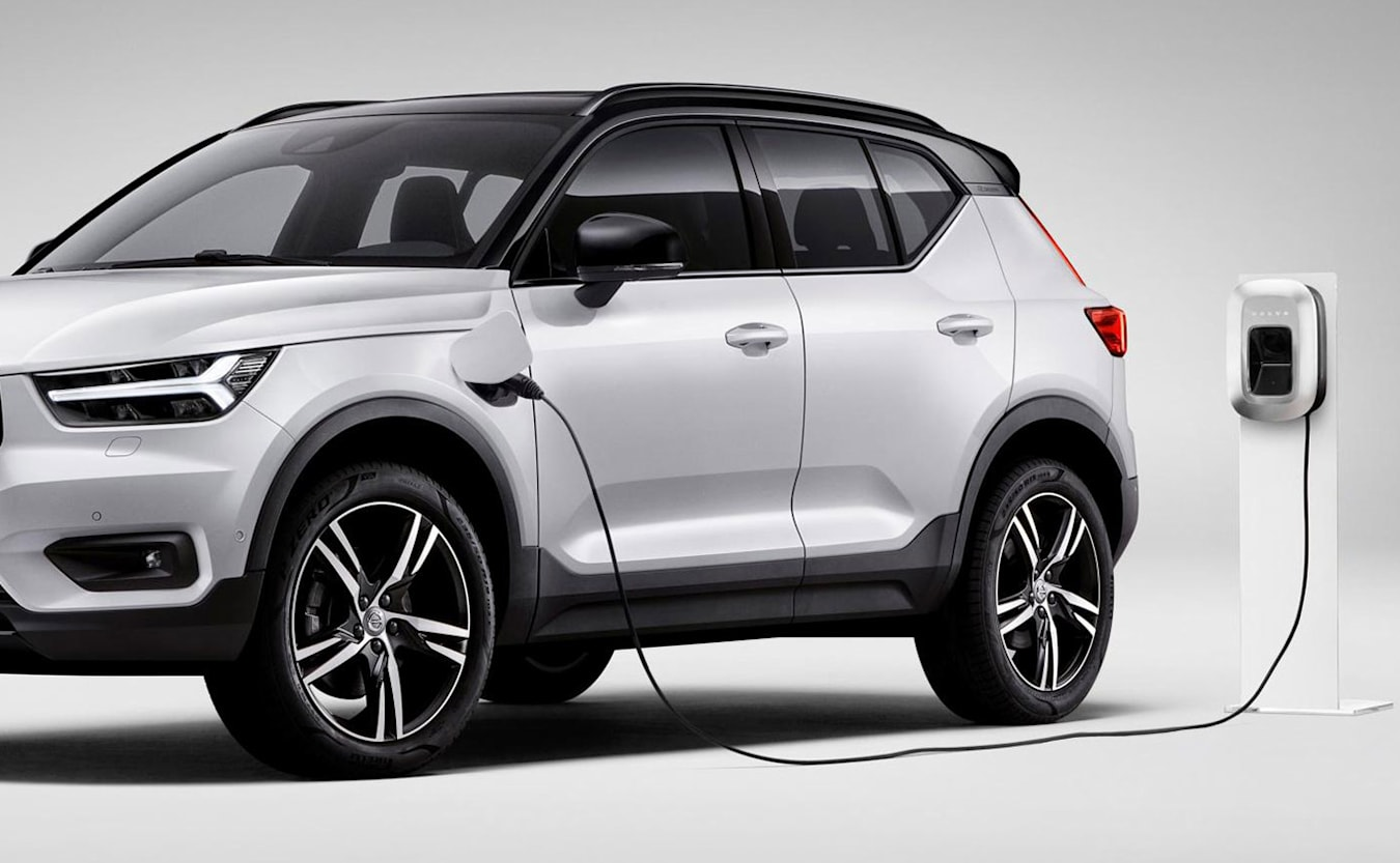 Fully electric Volvo XC40 arriving next year