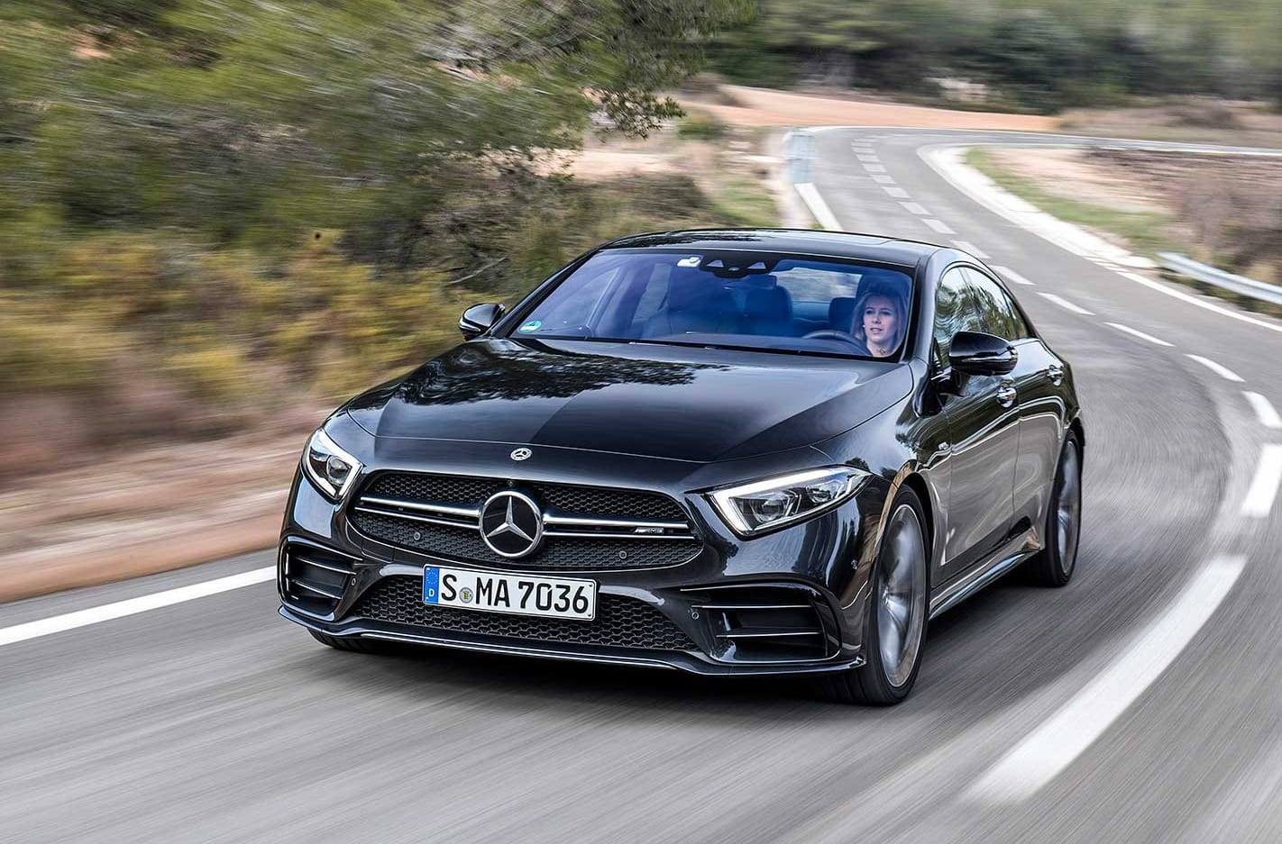 2018 Mercedes AMG CLS53 review
