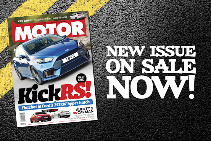MOTOR March issue preview