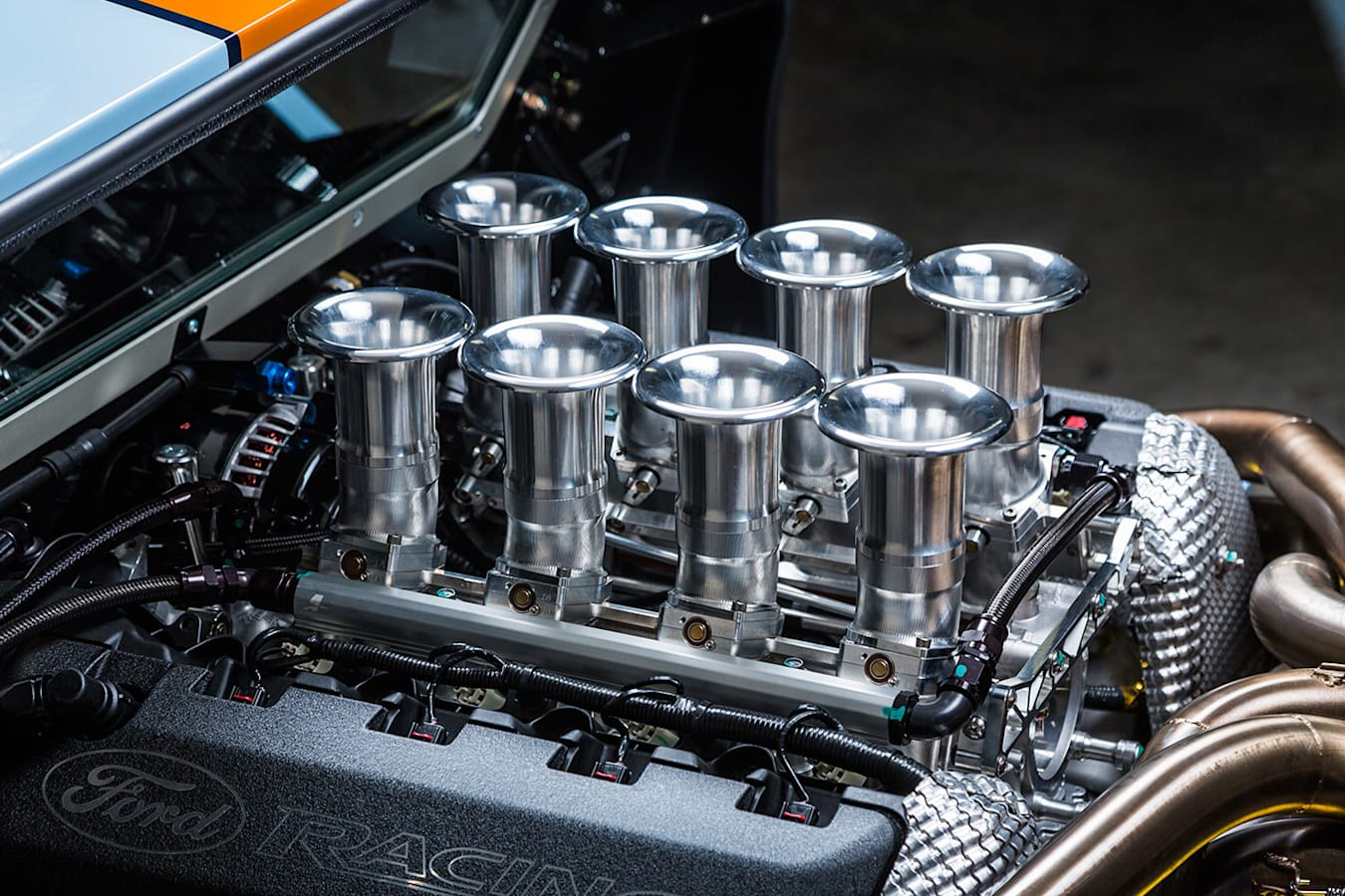 Ford GT40 trumpets