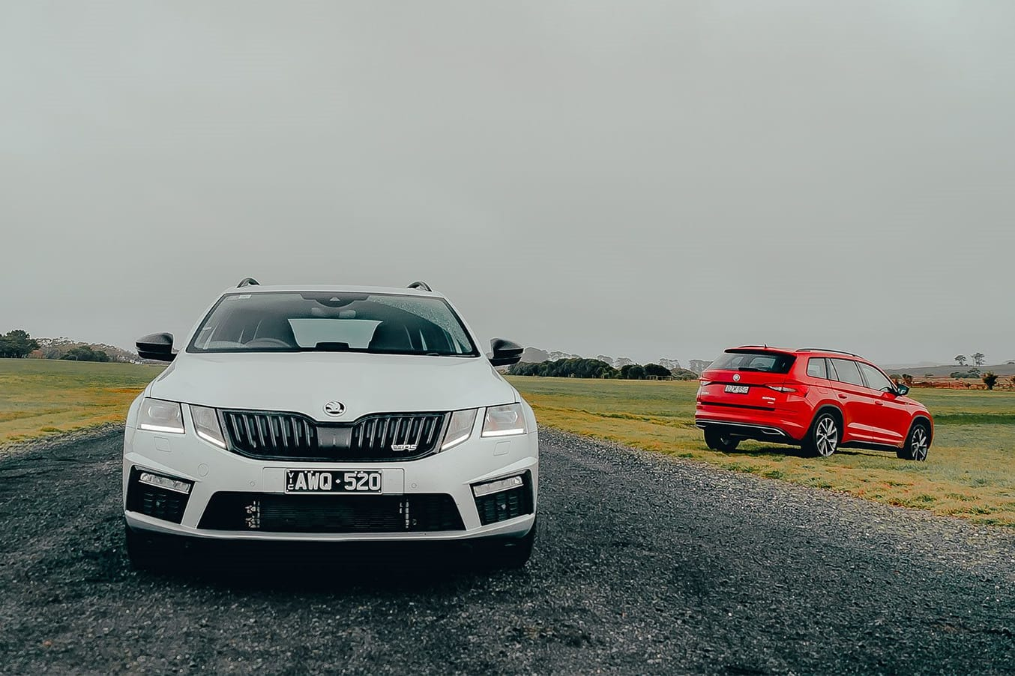 Skoda Octavia wagon vs Kodiaq SUV