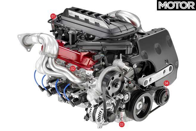 Big V8