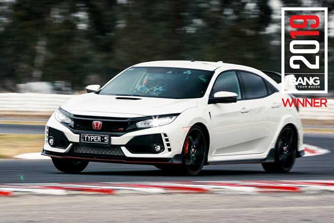 Honda Civic Type R Ranking Results Jpg
