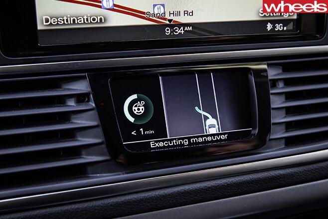 Audi -Prototype -vents