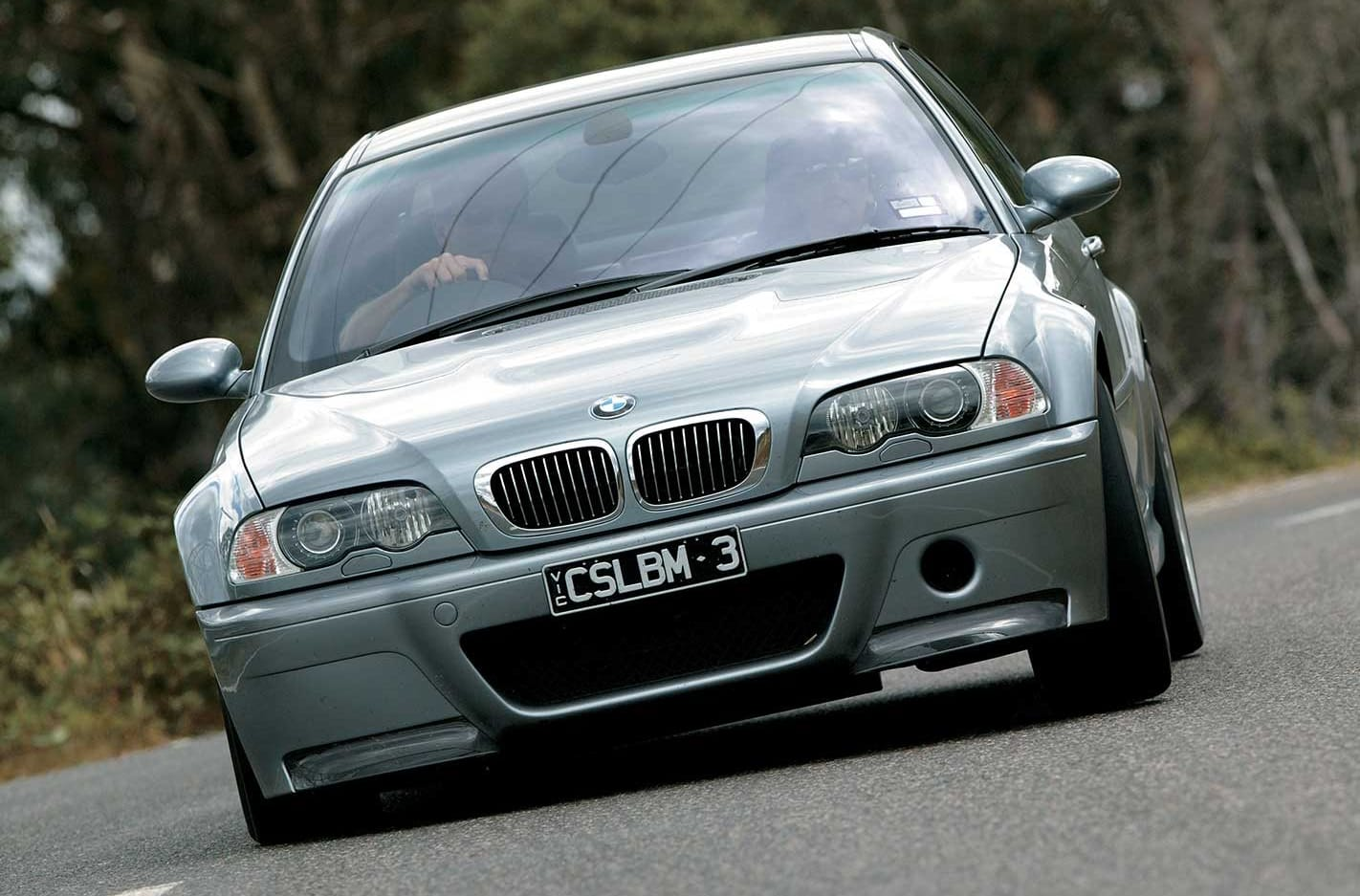 Performance Car of the Year 2004 2nd place BMW M3 CSL