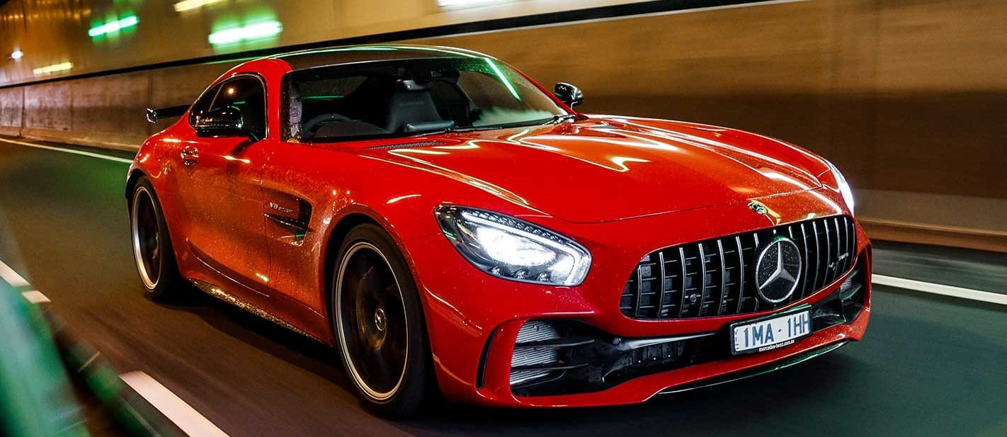 2019 Mercedes-AMG GT R 12 hours review