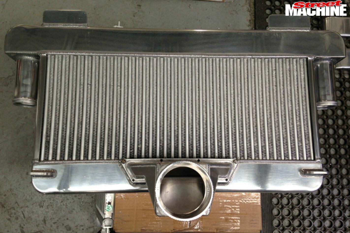 Camaro -radiator
