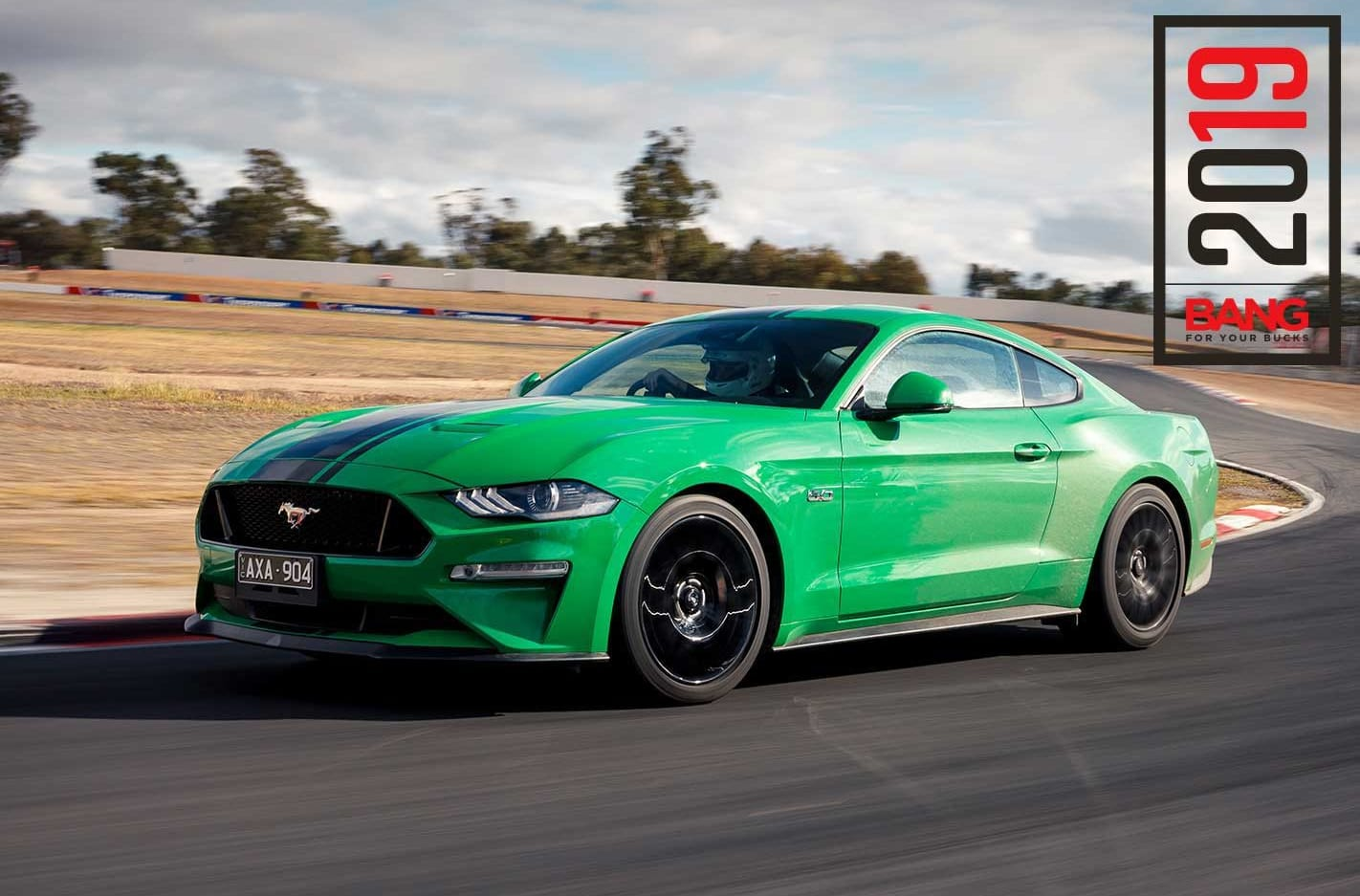 2019 Ford Mustang GT track review
