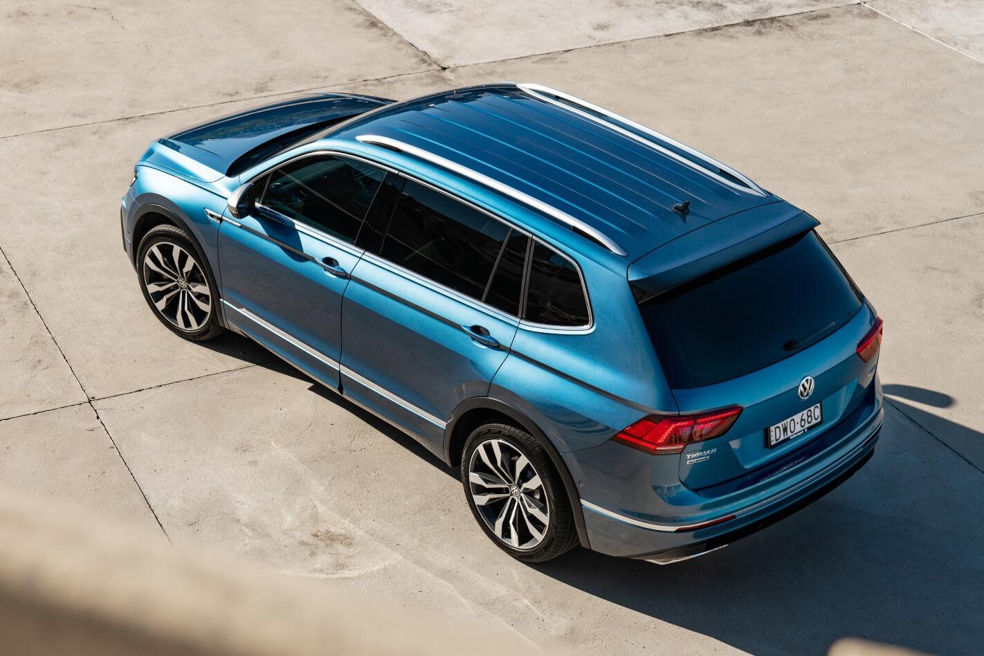 2020 Volkswagen Tiguan Allspace TDI140 Highline
