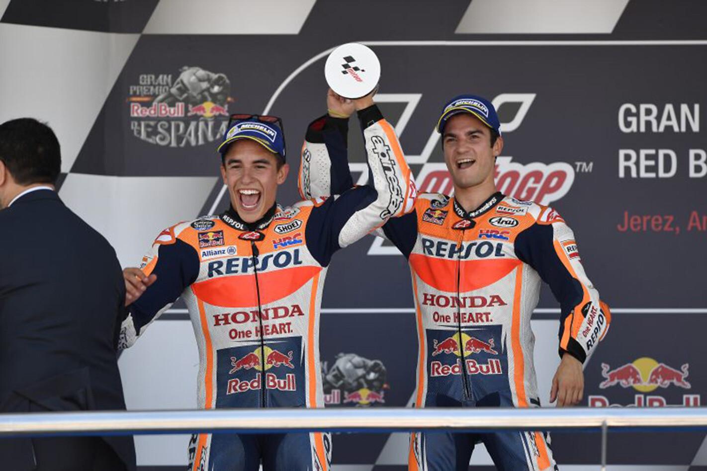Pedrosa wins 2017 Spanish MotoGP