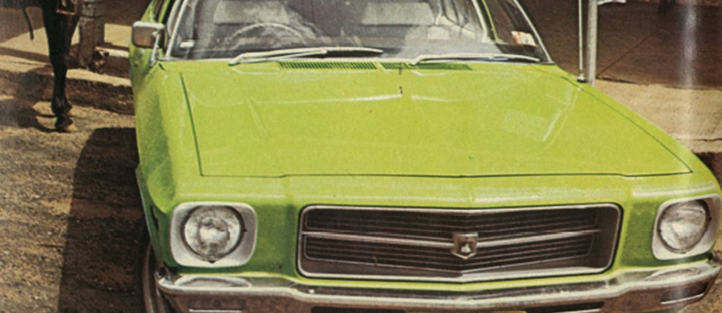 How Holden resold the classic Bourke and Back HQ as new