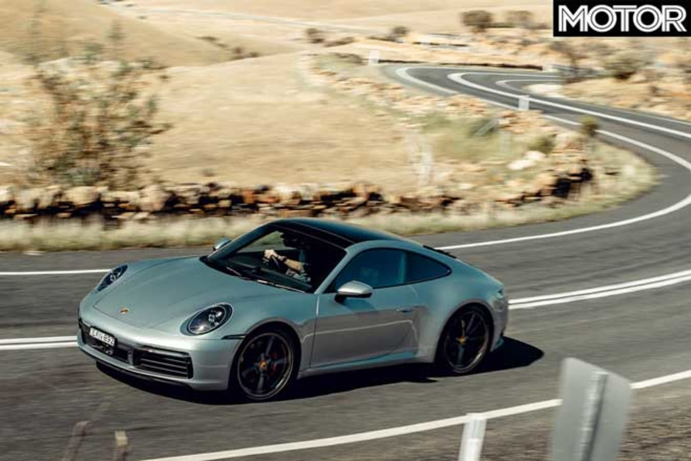 Performance Car Of The Year 2020 Road Course Porsche 992 911 Carrera S Review Jpg