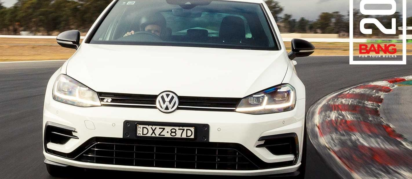 2019 Volkswagen Golf R Special Edition Track Review Jpg