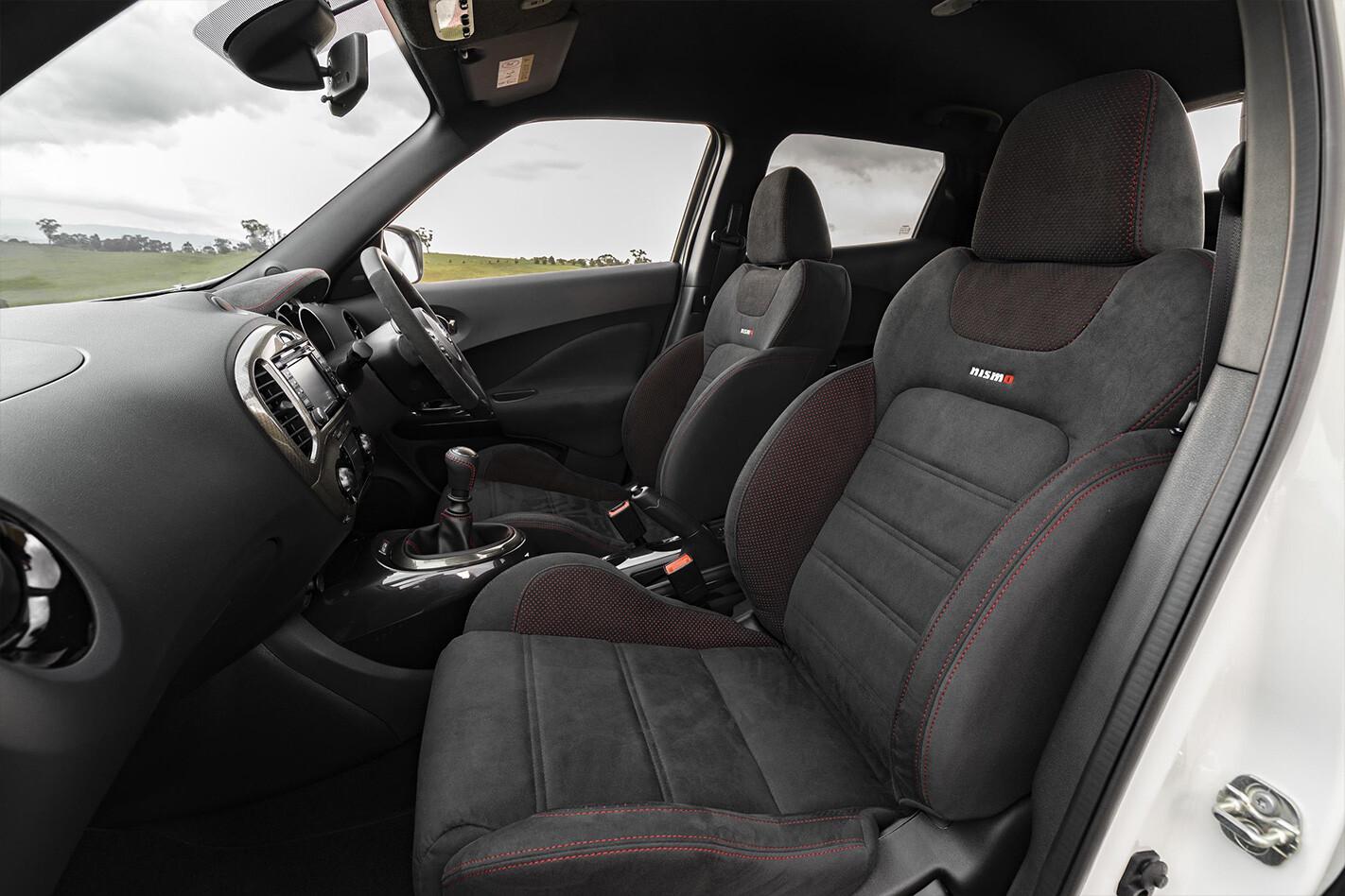 Nissan Juke Nismo Rs Seat Jpg