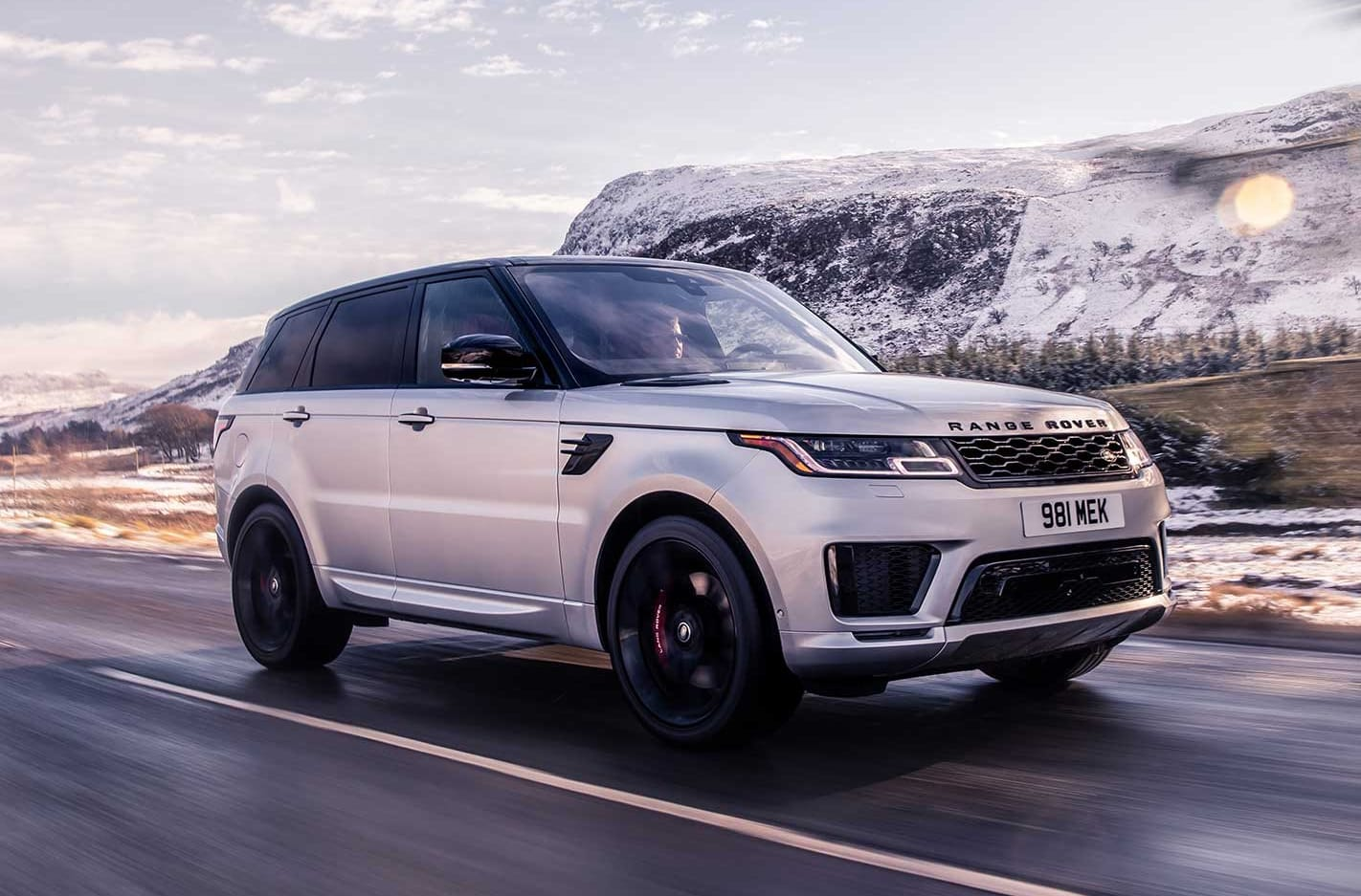 2019 Range Rover Sport HST performance review