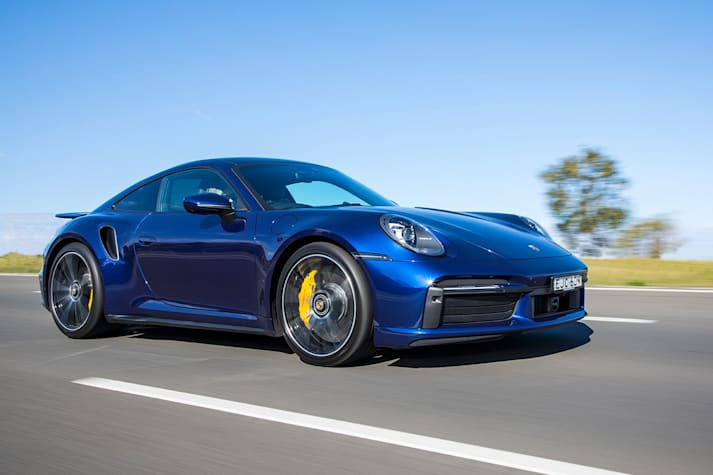 2021 Porsche 992 Turbo S review
