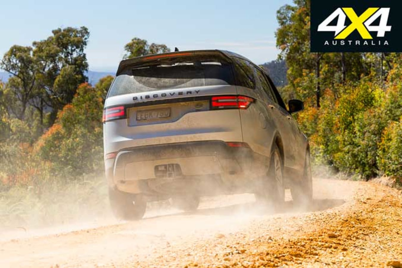 2020 4 X 4 Of The Year Land Rover Discovery Sd 6 Trail Drive Review Jpg