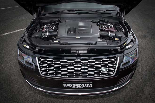 Twin-turbo straight-six engine produces 294kW/550Nm